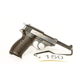 RESTRICTED. WWII Walther P38