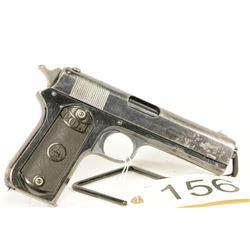 RESTRICTED. Super Rare Colt 1903