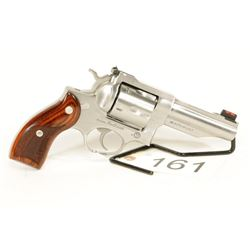 RESTRICTED. Ruger Stainless Redhawk