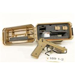 RESTRICTED. Beretta M9A3