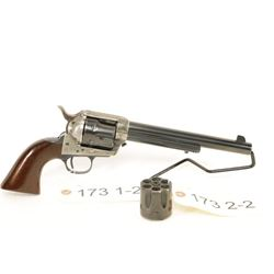 RESTRICTED. Uberti SAA .45 Long Colt with .45 ACP Cylinder