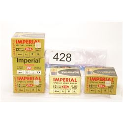 5 Boxes 12 Ga. Imperial Ammo