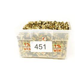 Bulk 9 mm. Brass Casings