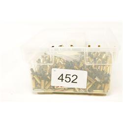 Bulk 38 Spl. Brass Casings