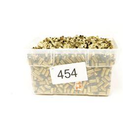 Bulk 9mm. Brass Casings