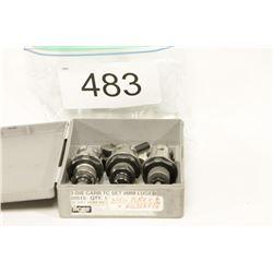 RCBS 38/9mm.  Dies