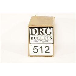 DRG 9mm. Bullets