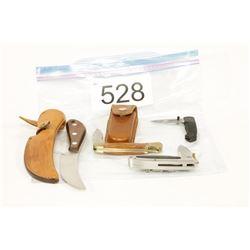 4 Knife Set