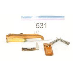 3 Knife Set