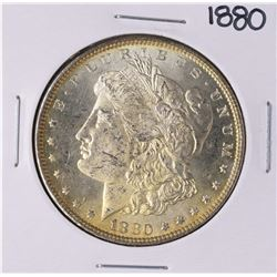 1880 $1 Morgan Silver Dollar Coin