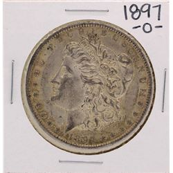 1897-O $1 Morgan Silver Dollar Coin