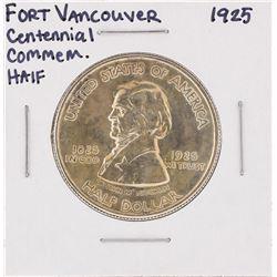1925 Fort Vancouver Centennial Commemorative Half Dollar Coin