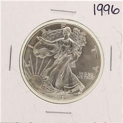 1996 $1 American Silver Eagle Coins