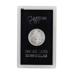 1880-CC $1 Morgan Silver Dollar Coin GSA Uncirculated