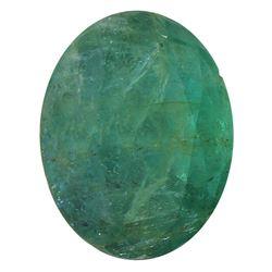 3.86 ctw Oval Emerald Parcel