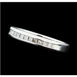 0.35 ctw Diamond Band - 14KT Yellow Gold
