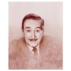 Walt Portrait by Kupka, Mike