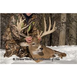 The Whitetail of your Dreams!! Xtreme World Class Whitetails Ohio