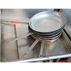 Qty 5 Cooking Pans