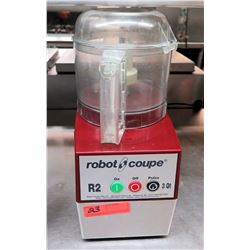 Robot Coupe R2, 3 Qt Food Processor