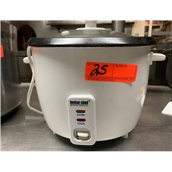 Better Chef 10-Cup Rice Cooker