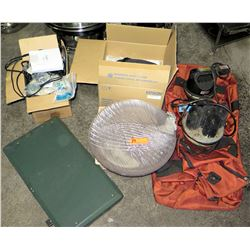 Misc. Items: Receipt Printer, Bottle Washers, Plates, etc.