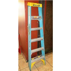 Werner 5-Foot Folding Ladder