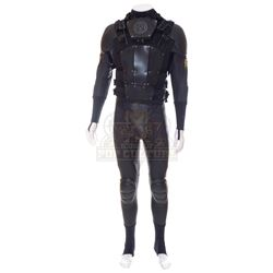Amazing Spider-Man 2, The - Ravencroft Institute Special Security Officer Uniform - 1125