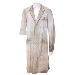Amazing Spider-Man, The - The Lizard/Dr. Curt Connors' (Rhys Ifans) Distressed Lab Coat - 1119