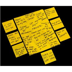 Bruce Almighty - Post-it Note Prayers - 1035