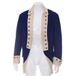 Patriot, The - Continental Army Coat - 1091