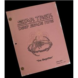 Star Trek: Deep Space Nine (TV) - Production Script - 1071