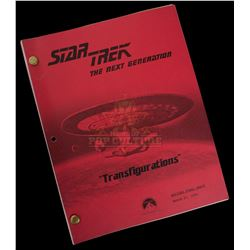 Star Trek: The Next Generation (TV) - Production Script - 1010