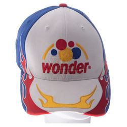 Talladega Nights: The Ballad of Ricky Bobby - Wonder Bread #26 Hat - 1059