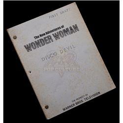 Wonder Woman (TV) - Production Script - 1056