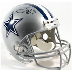 Emmitt Smith Signed Cowboys Full-Size Helmet (Smith Hologram)