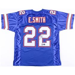 Emmitt Smith Signed Florida Gators Jersey (Prova Hologram  Smith Hologram)