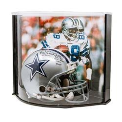 "Michael Irvin Signed LE Cowboys Full-Size Authentic Pro-Line Helmet Inscribed ""HOF 2007""  ""Super Bow"