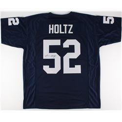 Lou Holtz Signed Kent University Golden Flashes Jersey (JSA COA)