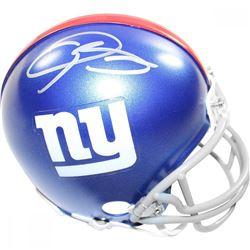 Odell Beckham Jr. Signed Giants Mini Helmet (Steiner COA)