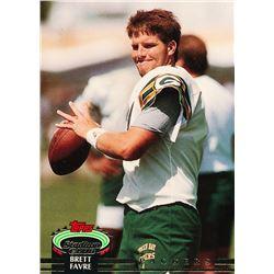 1992 Stadium Club #683 Brett Favre
