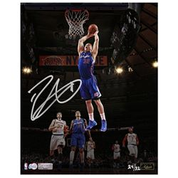 """Blake Griffin Signed Clippers """"Pre-Jam"""" 8x10 Photo (Panini COA)"""