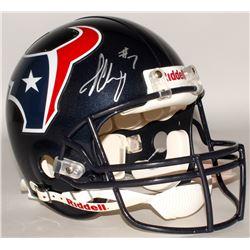 Jadeveon Clowney Signed Texans Full-Size Authentic On-Field Helmet (Steiner COA)