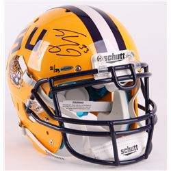 Shaquille O'Neal Signed LE LSU Tigers Full-Size Authentic On-Field Helmet (UDA COA)
