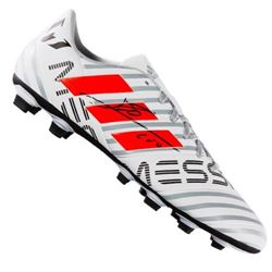 Lionel Messi Signed Adidas Soccer Cleat (Icons COA)