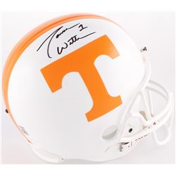 Jason Witten Signed Tennessee Volunteers Full-Size Helmet (JSA COA  Witten Hologram)