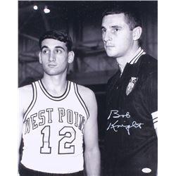 Bobby Knight Signed West Point 16x20 Photo (JSA COA)