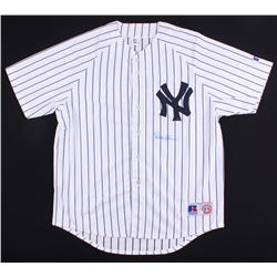 Robinson Cano Signed Yankees Jersey (Beckett COA)