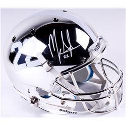 Mark Ingram Jr. Signed Alabama Crimson Tide Full-Size Custom Chrome Helmet (Radtke COA  Ingram Holog