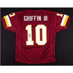 Robert Griffin III Signed Redskins Jersey (JSA COA)